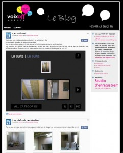 Le Blog de Voix off Agency