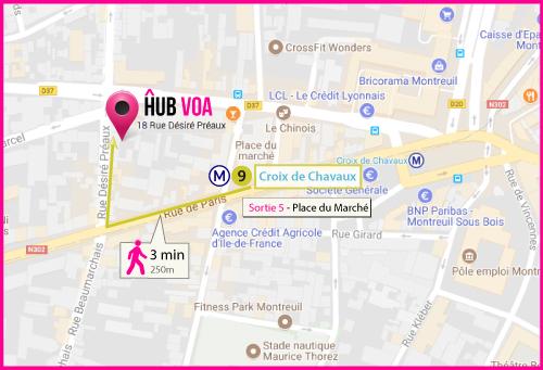 HUB-VOA - Studios Voix Off STUDIOS VOA